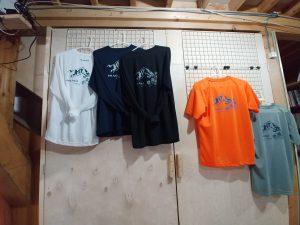 北岳山荘 Tシャツ