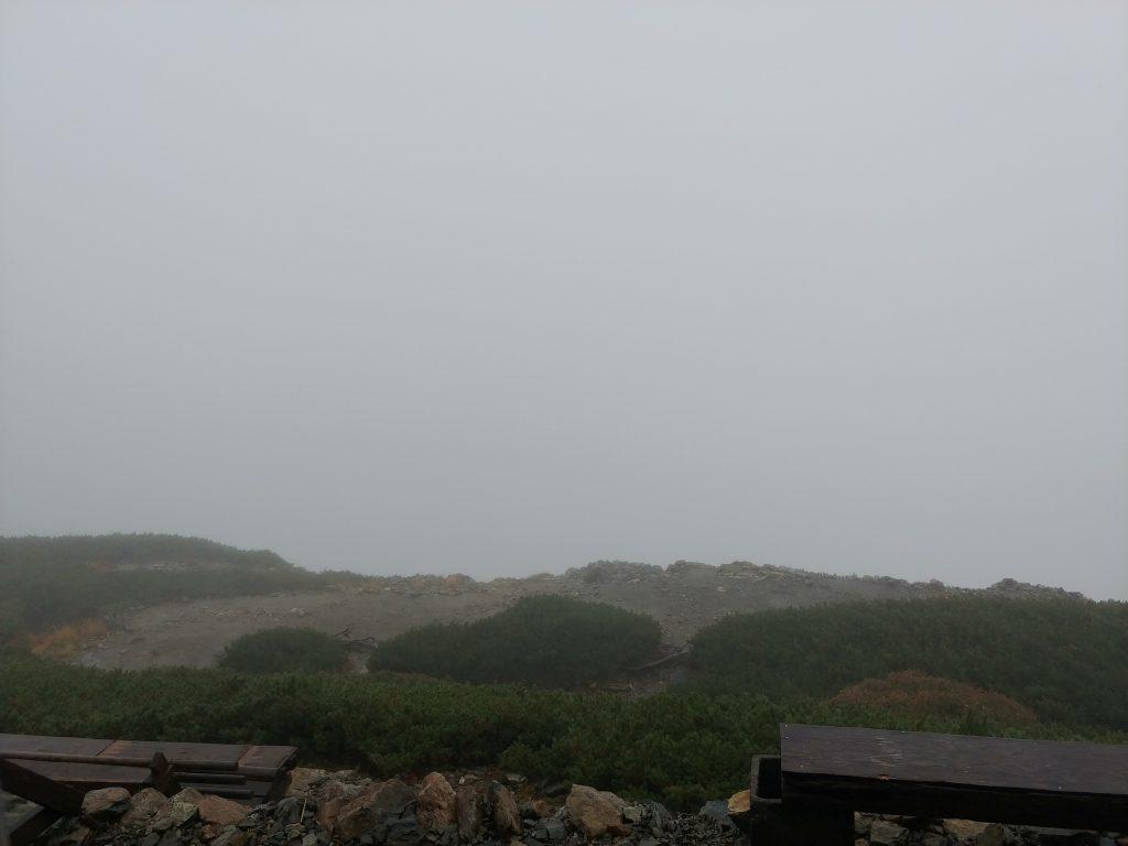 冷たい雨と風☔🍃